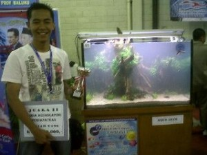2nd Winner at Indonesian Fisheries Expo