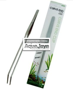 ista-curve-end-clip-tweezers-pinset-bengkok-aquascape