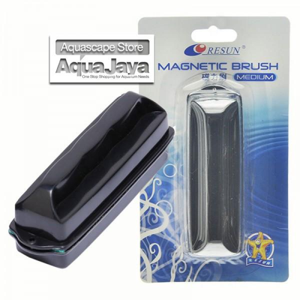 resun-magnetic-brush-medium-sikat-pembersih-kaca-aquarium