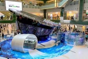 Oceans Day World di New Town Plaza Hongkong