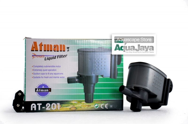 ATMAN AT-201 Water pump / Filter Powerhead / Pompa Air ...